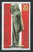 DDR 1975  Mi 2093  Internationale Mahn- Und Gedenkstätten