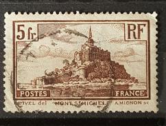 YT260 - Mont Saint Michel  - 5fr - Oblitere