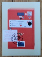ISLANDE - Timbre De Distributeur - International Briefmarken Messe - ESSEN - 1984 - Vignettes D'affranchissement (Frama)