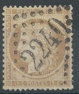 Lot N°35055  N°59, Oblit GC 2240 MARSEILLE (12)