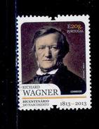 ! ! Portugal - 2013 Wagner Music - Af. 4293 - Used