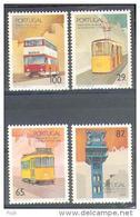 Portugal ** & Lisbon Transport 1989 (1889)