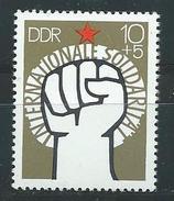 DDR 1975  Mi 2089  Internationale Solidarität
