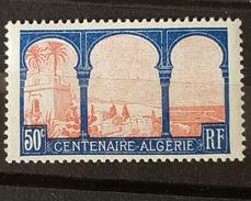 YT263 - Centenaire Algerie Française - 50c - Neuf Charniere - Frankrijk