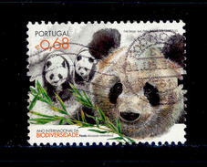 ! ! Portugal - 2010 Bio-Diversity Panda - Af. 3926 - Used