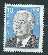 DDR 1975  Mi 2106  Persönlichkeiten Der Deutschen Arbeiterbewegung
