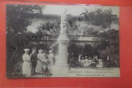 Cp  Marseille Union Des Femmes De France Hopital Auxiliaire N 108