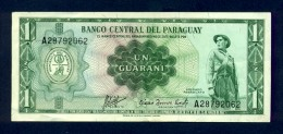 Banconota Paraguay 1 Guarani 1952 - Paraguay