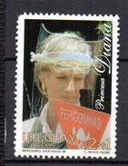 Sello Nº 1701  Uruguay