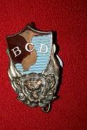 Ancien Insigne Gendarmerie Indochine - Police & Gendarmerie