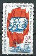 DDR 1976  Mi 2146  Konferenz Der Kommunistischen Parteien
