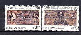 Serie Nº 1585/85a   Uruguay