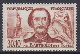 BARTHOLDI  YT 1212** - France