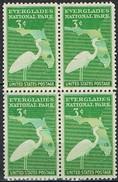 1947 -:-  Bloc De 4 Timbres - Y&T N° 503 ** -  Dentelés 10,5 X 11 - - United States