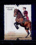 ! ! Portugal - 2009 Horses - Af. 3859 - Used