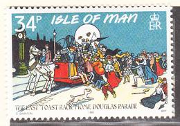 ILE DE MAN -  1990 - Carte Postale Mannoise -  Yvert  430 Neuf **