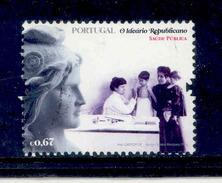 ! ! Portugal - 2008 Republic - Af. 3769 - Used