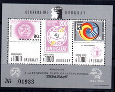 Hb-27  Uruguay