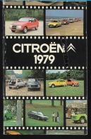 CITROEN 1979 2 CV DYANE MEHARI LNA VISA GS CX ACADIANE H FOURGON C35 Transmission Direction Allumage Remorquage - Publicités