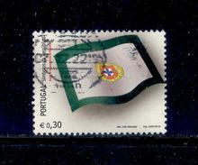 ! ! Portugal - 2007 Flag - Af. 3640 - Used