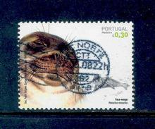! ! Portugal - 2007 Sea Animals - Af. 3527 - Used