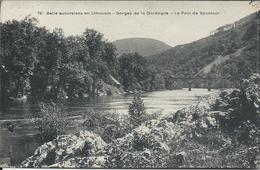 CP - 19 - Gorges De La Dordogne - Le Pont De Spontour