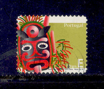 ! ! Portugal - 2006 Masks - Af. 3370 - Used