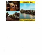 CARTOLINA SALUTI DA CASTELVOLTURNO (CASERTA) - Italie
