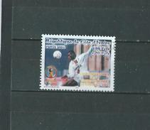 Timbre Oblitére De Cote D'ivoire 2001