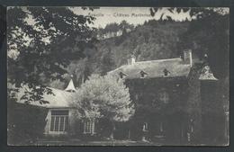 +++ CPA - AYWAILLE - Château Martinrive  //