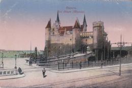 German Occupied Belgium - Postcard Anvers, Museum P/m Antwerpen Anvers 25.9.1916 And Censored In Antwerpen (T8A18)