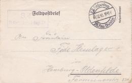 Feldpost WW1: Reserve Infanterie Regiment 84 P/m 4.12.1915 By 18. Reserve Division - Letter Inside   (T8A18)