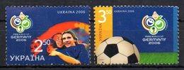 UKRAINE  N°   * *  Cup 2006 Football Soccer Fussball