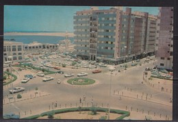 Saudi Arabia,Post Card  Showing Old  Downtown Jeddah  VERY  RARE  Original Photo