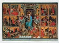 CHRISTIANITY - AK295740 Bielefeld - Neustädter Marienkirche - Altarbild - Gemälde, Glasmalereien & Statuen