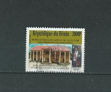 Timbre Oblitére Du Bénin 2003