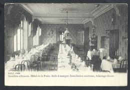 +++ CPA - BOUILLON - Hôtel De La Poste - Salle à Manger - D.V.D. 11660 DVD  // - Bouillon