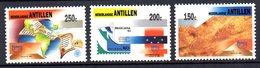 Serie Nº 956/8 Nederland Antillen- Upaep