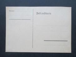 3. Reich Feldpostkarte 2. Weltkrieg Ungebraucht Interessant??