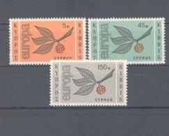 Zypern, MiNr. 258-260, Postfrisch / MNH