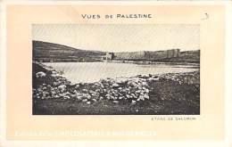 PALESTINE Palästina Palestina - Etang De Salomon - CPA - Asie Asia