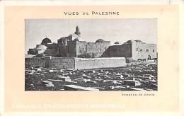 PALESTINE Palästina Palestina - Tombeau De David - CPA - Asie Asia