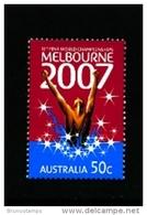 AUSTRALIA - 2007  FINA  WORLD CHAMPIONSHIP  MINT NH