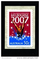 AUSTRALIA - 2007  FINA  WORLD CHAMPIONSHIP  SELF  ADHESIVE  MINT NH - 2000-09 Elizabeth II