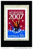 AUSTRALIA - 2007  FINA  WORLD CHAMPIONSHIP  SELF  ADHESIVE  MINT NH