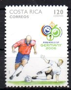 COSTA RICA     N°  * *   Cup 2006  Football Fussball  Soccer