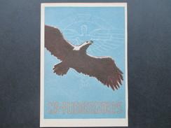 3. Reich Propaganda Karte NSFK NS-Fliegerkorps. Luftwaffe. Adler! Ungebraucht! Interessante Karte!?!