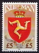 Isle Of Man MNH Postage Due 5Ł Stamp - Isla De Man
