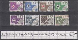 France (1984-85) Préos Cartes à Jouer Série 182/85 ** + Mois Série 186/89 ** à 20 % De La Cote (1)