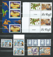 New Caledonia / NOUVELLE CALEDONIE 2002/2008.lot Stamps.MNH